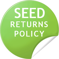 Seed Returns Policy