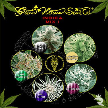 Green House Indica I Mix
